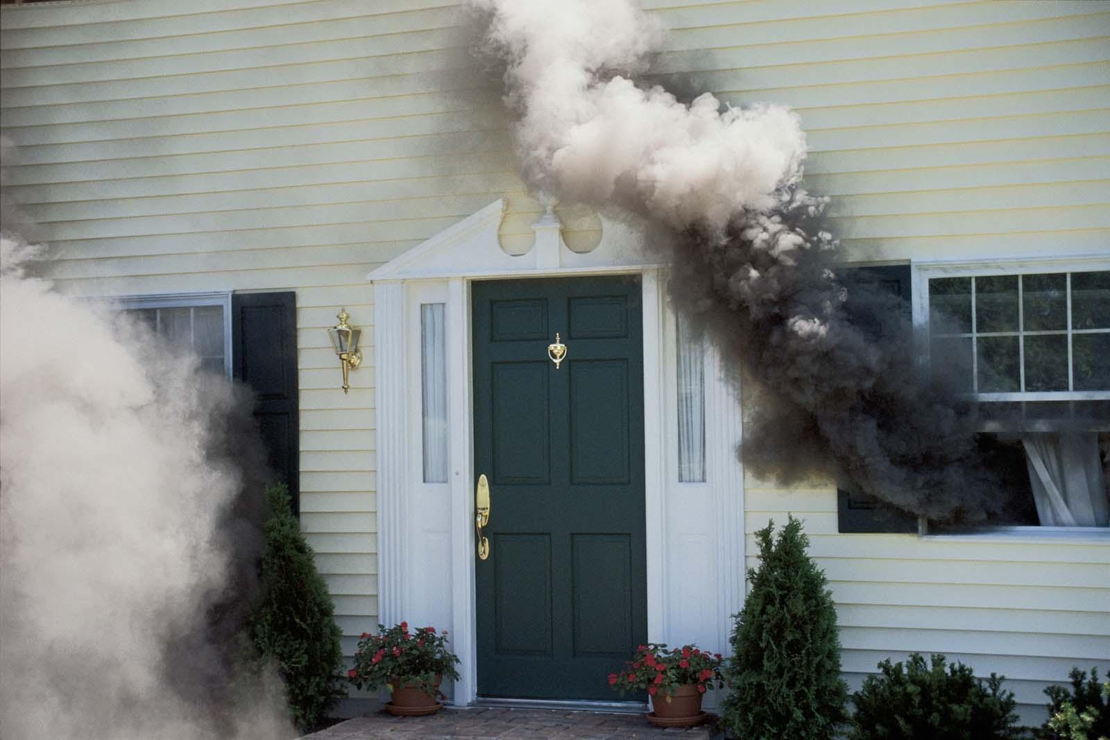 residential restoration in Raleigh, NC residential repair of smoke damage